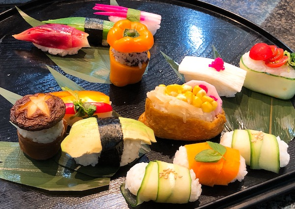 【July 30】Learn From Itamae Chefs! Veggie Sushi Class and Social with Yachiyo and Vegewel